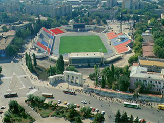 стадион Саратов